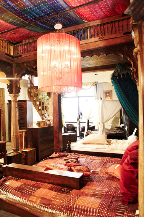 gesch ft des monats das indien haus sensor magazin mainz. Black Bedroom Furniture Sets. Home Design Ideas