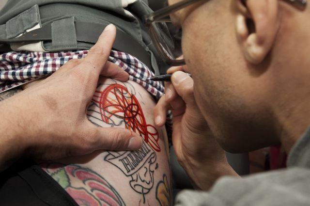 Tattoo studio mainz
