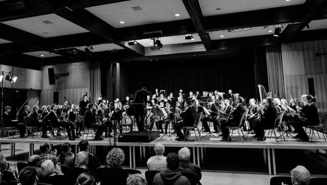 Abschlusskonzert der Orchesterwerkstatt am 14  Mai in der