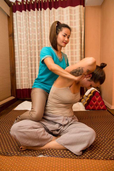 Anna massage essen