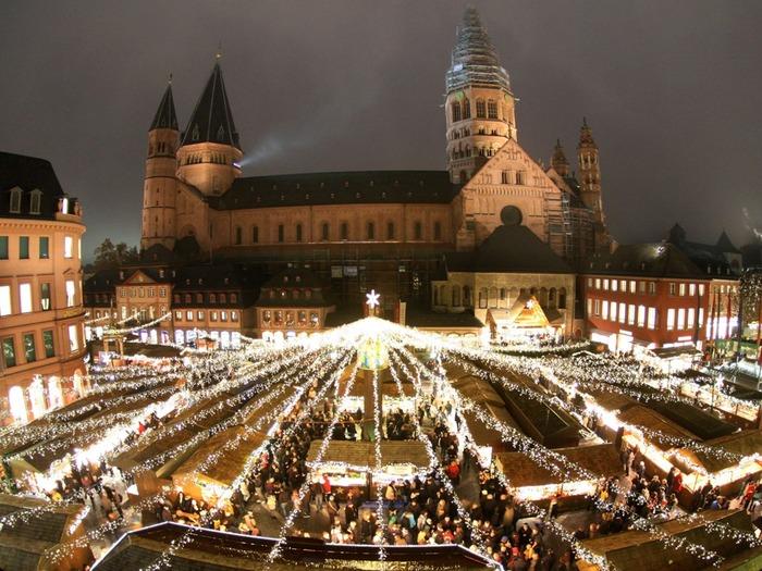 Weihnachtsmarkt Mainz.Mainzer Weihnachtsmarkt Und Märkte öffnen Am 30 November Sensor