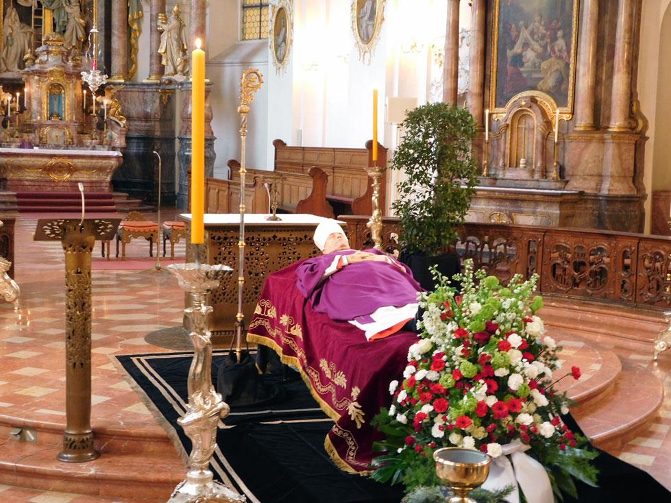 Mainzer Dom Gottesdienst
