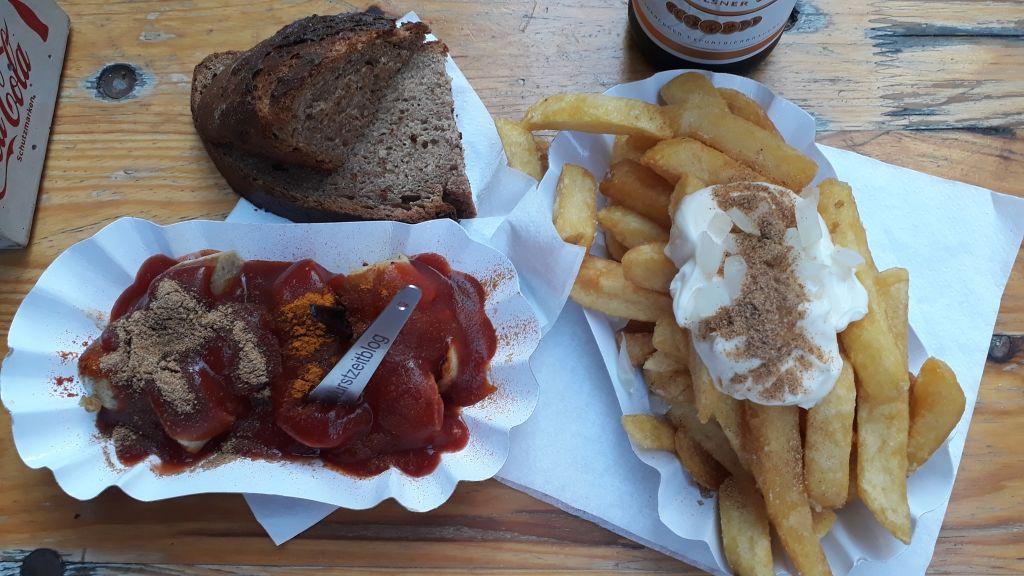 Currywurst Mainz