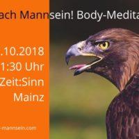 Einfach Mannsein! | Body-Meditation